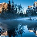Snowy Yosemite by Jeff Kershaw