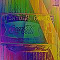 Snyders Garage by David Pantuso