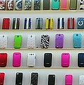 So Many Iphone Cases by Christina Stanley