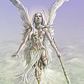 Soaring Angel by Rob Carlos