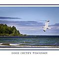 Soaring Over Door County by Barbara Smith