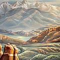 Soaring Through The Heavens by Lori Salisbury