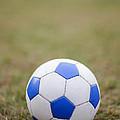 Soccer Ball by Edward Fielding