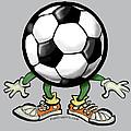 Soccer by Kevin Middleton