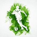 Soccer Player by Aged Pixel