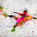 Soccer Player - Flying Kick by Aged Pixel