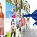 Social Media Network by Michal Bednarek