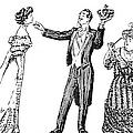 Society Hypnotist, 1900 by Granger
