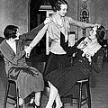 Society Women In Benefit Play by Underwood Archives