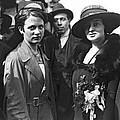 Society Women In Steerage by Underwood & Underwood