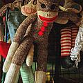 Sock Monkey by Tikvah's Hope