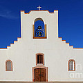 Socorro Mission La Purisima Texas by Bob Christopher