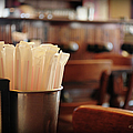 Soda Straws by Paulette B Wright