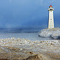 Sodus Point Lighthouse by Everet Regal