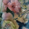 Soft Flowers by Donna Acheson-Juillet