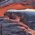 Soft Light On The Rocks by Adam Jewell