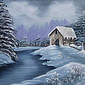 Softest Snow by Cathy Shepard
