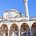 sokullu pasa camii Mosque 03 by Antony McAulay