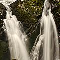 Sol Duc River Cascade by Heather Applegate
