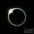 Solar Eclipse Moon by Antony McAulay