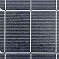Solar Panel Collector Closeup View by Brch Photography