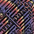 Solar Sagittarius Maze by Yanito Freminoshi