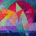 Solar Tapestry by Diane Fine