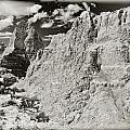 Solarized Badlands by Frank Burhenn