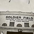 Soldier Field by Jessie Gould