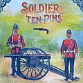 Soldier Ten-pins by Judy Tolley