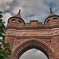 Soldiers And Sailors Memorial Arch by Guy Whiteley