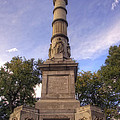 Soldiers And Sailors Monument - Boston by Joann Vitali