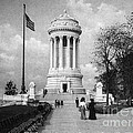Soldiers Memorial - Ny by Paul W Faust -  Impressions of Light