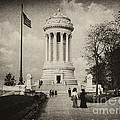 Soldiers Memorial - Ny - Toned by Paul W Faust -  Impressions of Light