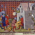 Soldiers Pillage A House by British Library
