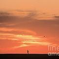Solitary Jogger by John Harmon