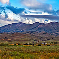 Solider Mountain Range by Robert Bales