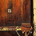 Solitary Confinement Door by Jill Battaglia