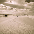 Solitary Journey by JL Griffis