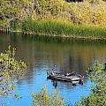 Solo Fisherman by Jeff Lowe