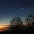 Solstice Moon by Bill Wakeley