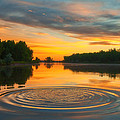 Solstice Ripples by Darren  White