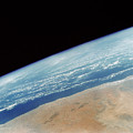 Somalia Seen From Space Shuttle by Nasa/science Photo Library