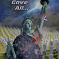 Some Gave All... by Jayne Gohr