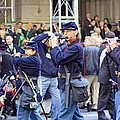 Some Revolutionary Flutiest Playing In The 2009 New York St. Patrick Day Parade by James Connor