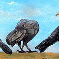 Something To Crow About by Janet  Sheen