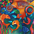 Something's Fishy by Debbie McCulley