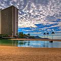 Somewhere In Honolulu by Les Lorek