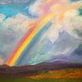 Somewhere Over The Rainbow by Anne Cameron Cutri