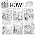 Son Of Howl by Roz Chast